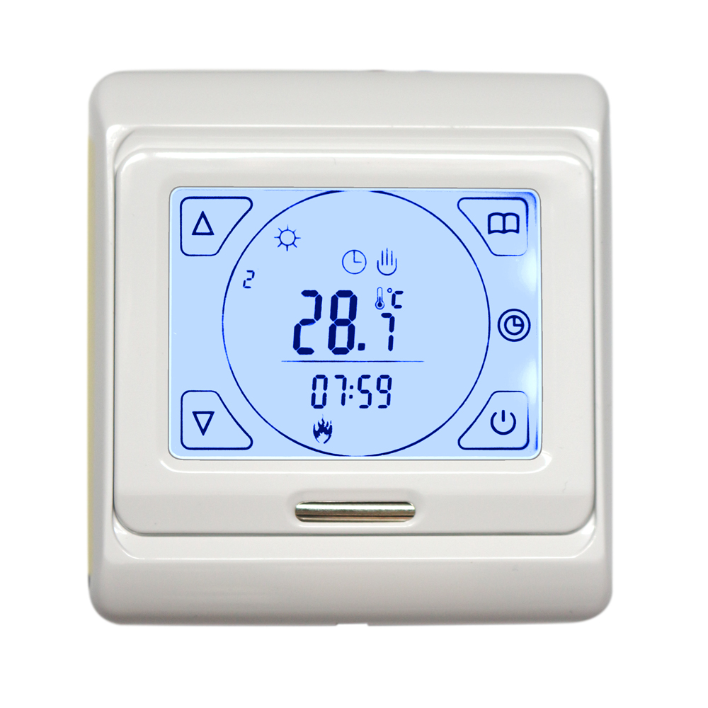 ME5916A Touch screen Electricity floor heating thermostat